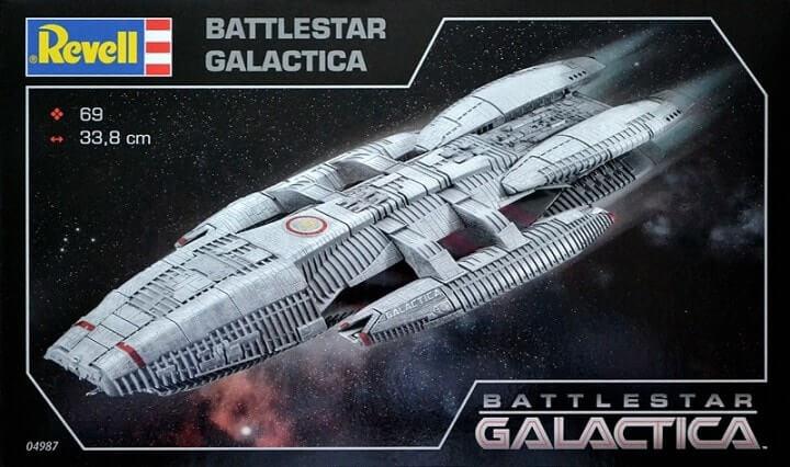 Battlestar Galactica von Revell
