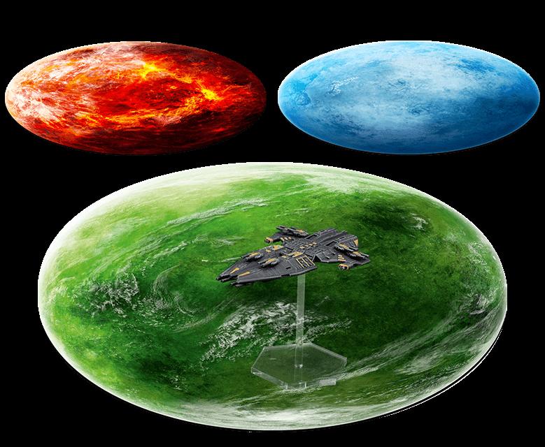 Space Gelände