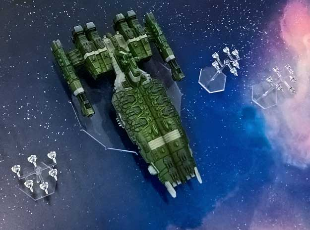 Homefleet Superdreadnought