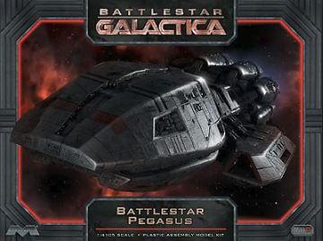 Battlestar Pegasus von Moebius